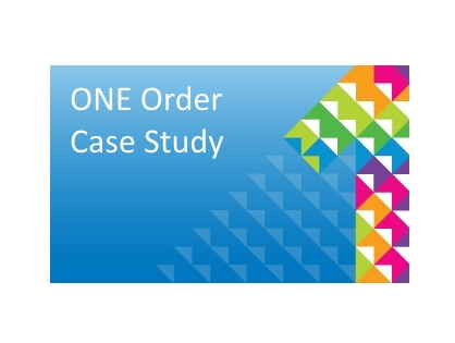ISO's ONE Order Case Study published by IATA